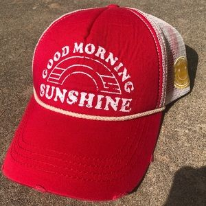 """Billabong Accessories - """"Good Morning Sunshine"""" Billabong Trucker Hat 17683906c90f"""